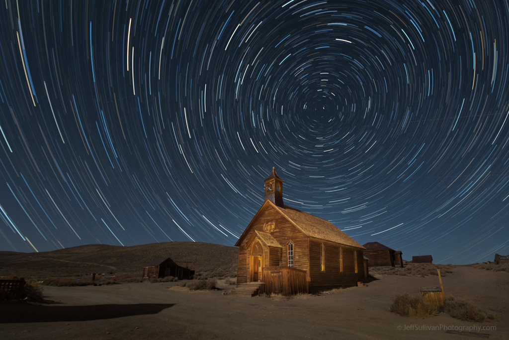 Bodie night photography workshop